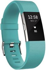 Artikelbild FITBIT Charge 2 Large Activity Tracker 165-206 mm Türkis Silber