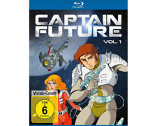 Artikelbild Captain Future Vol.1 Blu-Ray NEU & OVP
