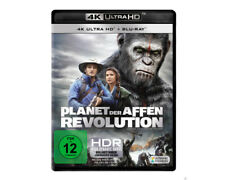 Artikelbild Planet der Affen Revolution 4K Ultra HD + Blu-Ray NEU & OVP