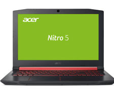 Artikelbild Acer Nitro AN515-51-5491 Gaming Notebook 15.6 Zoll Display schwarz rot