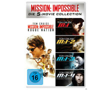Artikelbild Mission: Impossible 5-Movie Set [DVD] NEU & OVP