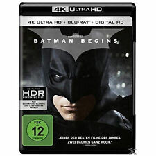 Artikelbild Batman Begins Premium Blu-ray Collection 4K Ultra HD Blu-ray + Blu-ray