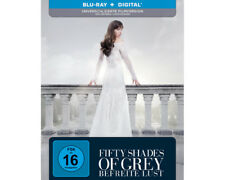 Artikelbild Fifty Shades of Grey Befreite Luste Steelbook Edition [Blu-ray] NEU