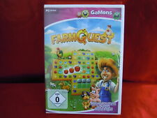 Artikelbild PC Farmquest CD ROM NEU OVP