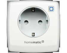 Artikelbild Homematic IP Smart Home Schalt-Mess-Steckdose – intelligente Steckdose
