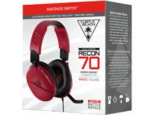 Artikelbild TURTLE BEACH Nintendo Switch Fortnite RECON 70N Midnight Red Headset - NEU OVP