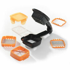 Artikelbild Genius Nicer Dicer Quick, Set 7-tlg. Orange NEU OVP