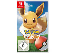 Artikelbild Pokemon Let's Go Evoli Nintendo Switch Neu und OVP