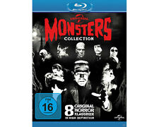 Artikelbild Universal Classic Monster Collection Bluray Box - (Blu-ray)
