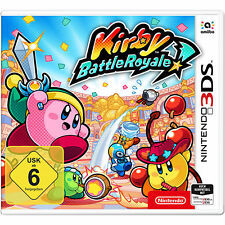 Artikelbild 3 DS Kirby Battle Royale