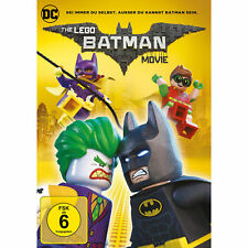 Artikelbild The LEGO Batman Movie - DVD 2017 Neu Ovp
