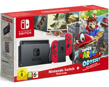 Artikelbild NINTENDO SWITCH LIMITED RED + MARIO ODYSSEY