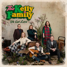 Artikelbild The Kelly Family - We Got Love - (CD) Neu & Ovp