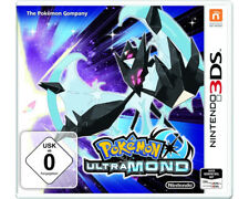 Artikelbild NINTENDO; 3DS Pokemon Ultramond / original verpackt