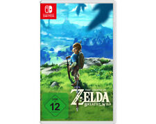 Artikelbild The Legend of Zelda: Breath of the Wild Nintendo Switch