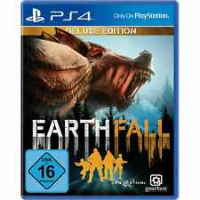 "Artikelbild ""Earth Fal Deluxe Editionl"" PS4, Neu & OVP"