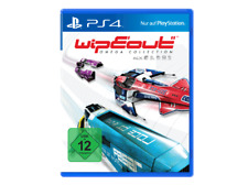 Artikelbild PS 4 Wipe Out Omega Collection Neu und OVP