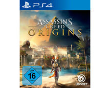 Artikelbild Assassins Creed Origins PlayStation 4  Game Spiel für PS4 Neu Ovp