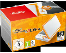 Artikelbild NINTENDO New Nintendo 2DS XL (Weiß/Orange)