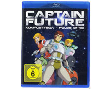 Artikelbild Captain Future Komplett Box Blu Ray NEU OVP