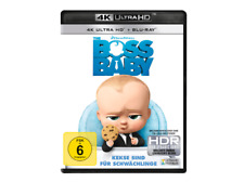 Artikelbild The Boss Baby - 4K Ultra HD Blu-ray + Blu-ray Neu Ovp