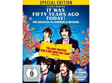 Artikelbild It Was Fifty Years Ago Today! The Beatles: Sgt Pepper & Beyond - (Blu-ray)