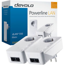 Artikelbild DEVOLO 9297 dLAN® 550 duo+ Powerline Starter Kit Neu Ovp