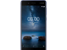 Artikelbild NOKIA 8 SINGLE SIM POLISHED BLUE SMARTPHONE LTE  NEU
