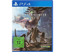 Artikelbild Monster Hunter World Capcom PlayStation 4 PS4 Neu Ovp