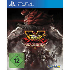 Artikelbild Street Fighter V Arcade Edition PlayStation 4 PS4 Neu Ovp