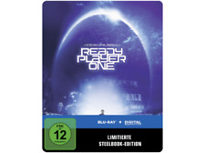 Artikelbild Ready Player One - SteelBook - Blu-ray