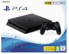 Artikelbild Sony Playstation Hardware PS4 Slim Konsole 500GB