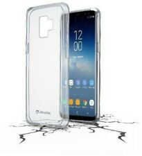 Artikelbild CellularLine Handytaschen Clear Duo Hardcover Galaxy S9 39522