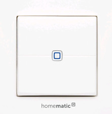 Artikelbild Homematic IP Wandtaster HMIP-WRC2, 2-fach für Smart Home / Hausautomation