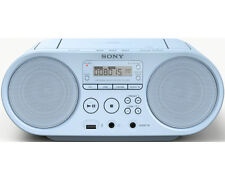 Artikelbild SONY ZS-PS50B, CD Player, Blau