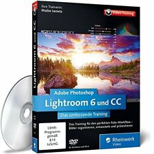 Artikelbild Photoshop Lightroom 6 + CC - Das umfassende Video-Traininig NEU & OVP