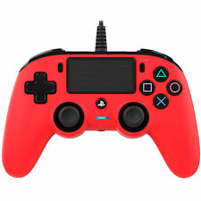 Artikelbild NACON Playstation PS4 Wired Compact Controller Red Rot NEU / OVP