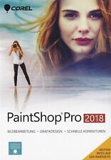 Artikelbild COREL PaintShop Pro 2018, 3PC, DVD Box, NEU / OVP
