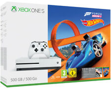 Artikelbild MICROSOFT Xbox One S 500GB Konsole - Forza Horizon 3 + Hot Wheels Bundle
