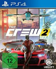 Artikelbild The Crew 2 PlayStation PS4 / PS4 Pro NEU / OVP