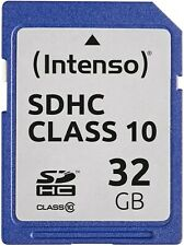 Artikelbild Intenso SD-Card 32GB SD-Karte Class 10