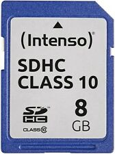 Artikelbild Intenso SD-Card SDHC Card (8GB) Class 10