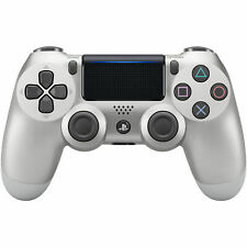 Artikelbild SONY PlayStation PS4 Wireless Dualshock 4 Controller Silber, NEU / OVP