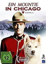 Artikelbild Ein Mountie in Chicago - Staffel 3 DVD NEU & OVP