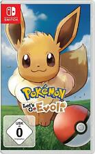 Artikelbild Pokemon: Let's Go, Evoli! (Switch) NEU & OVP