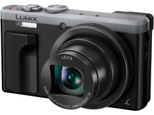 Artikelbild PANASONIC Lumix DMC-TZ81 High-End Travelzoom Digitalkamera 30fach Zoom silber