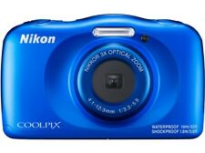 Artikelbild NIKON W 150 Digitalkamera Orange 13.2 MP 3 fach opt. Zoom Wasserdicht bis 10 m