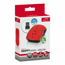 Artikelbild SPEED LINK SNAPPY MAUS ROT WIRELESS