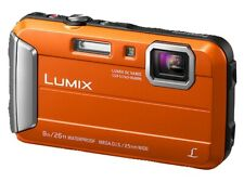 Artikelbild PANASONIC Lumix DMC-FT30EG-D Digitalkamera 16.1 MP 4x opt. Zoom Wasserdicht