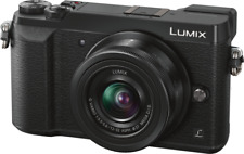 Artikelbild Panasonic DMC-GX80KEGK Digitale Systemkamera 4k UHD Photo 16MP Schwarz Neu
